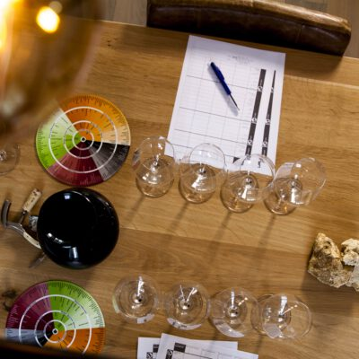 SDEN 3 Wijncursus in Tilburg