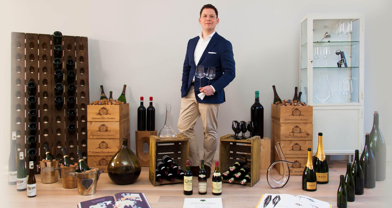 Wijncursus bij Sommelier Luc in Tilburg